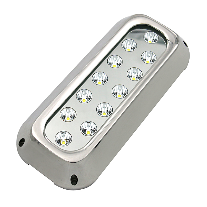 60W Led Underwater Boat Light