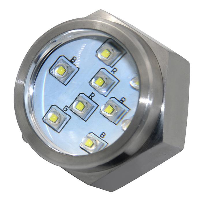 45W Drain Plug Led Boat Light