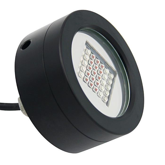 RGB 120W Led Underwater Drain Plug Boat Light