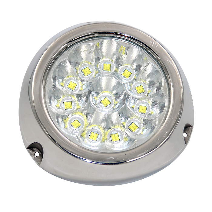 360W Long Distance Lighting Ray LED Underwater Boat Light