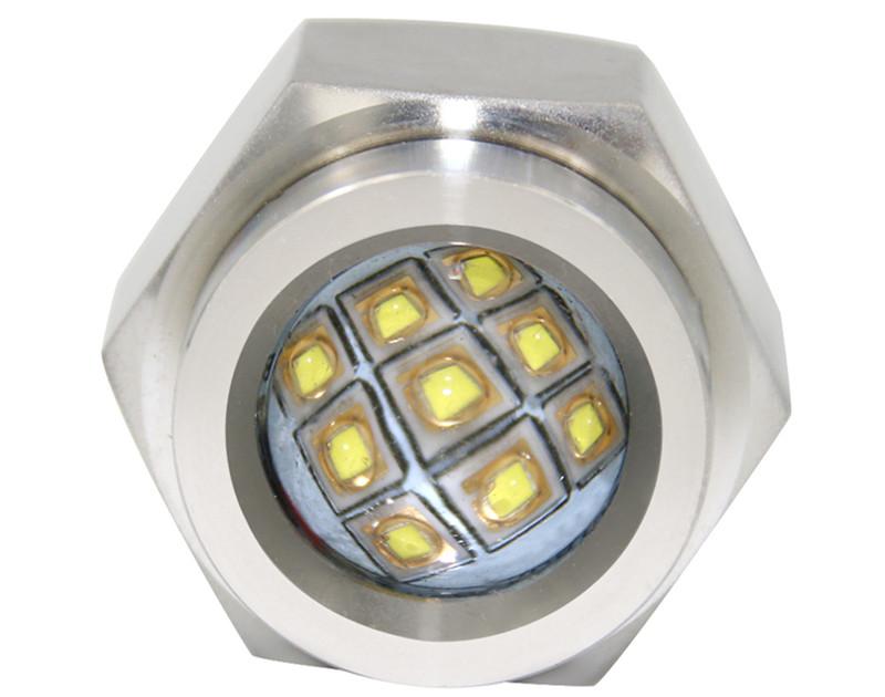 27W LED Drain Plug Boat Light