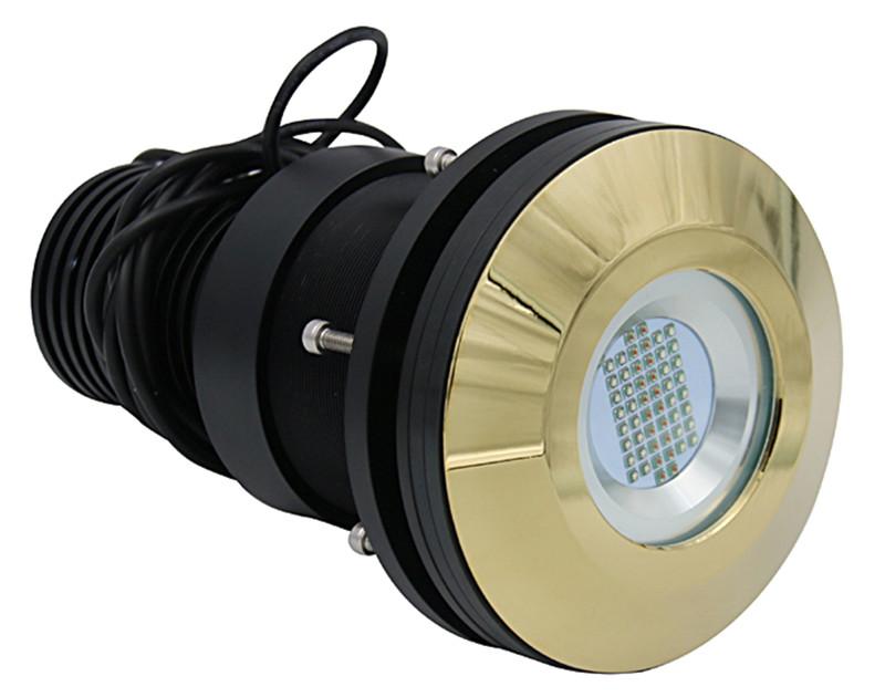 120W RGB Thru-Hull Led Boat Light