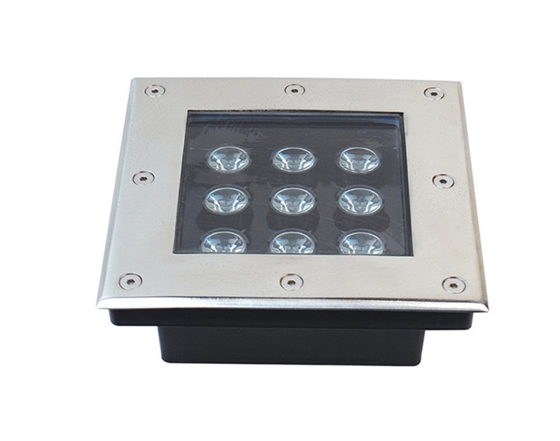 9W Recessed Led Buried Light