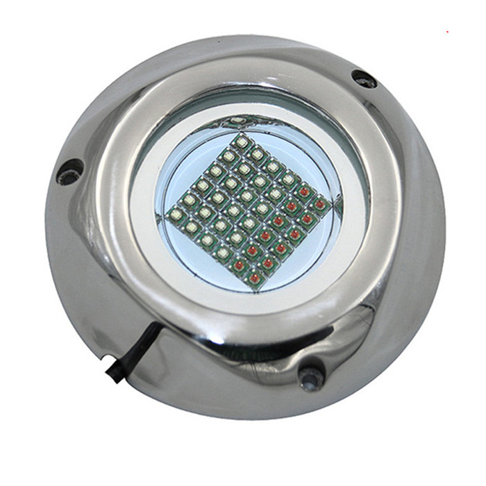 108W RGB Led Boat Light