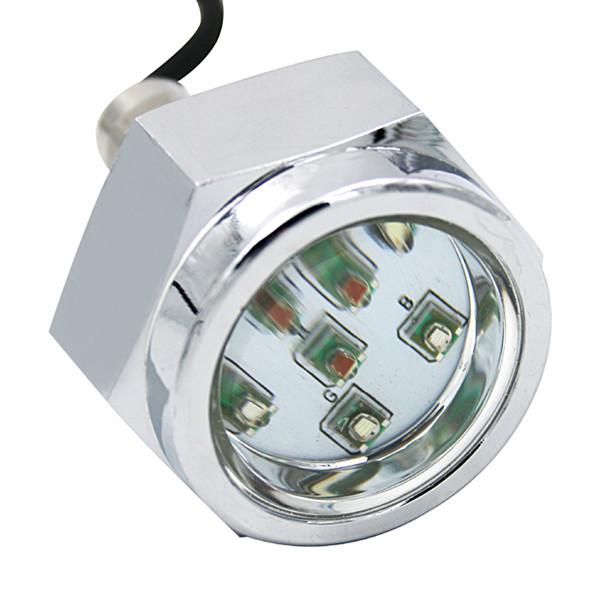 45W RGB Led Drain Plug Boat Light