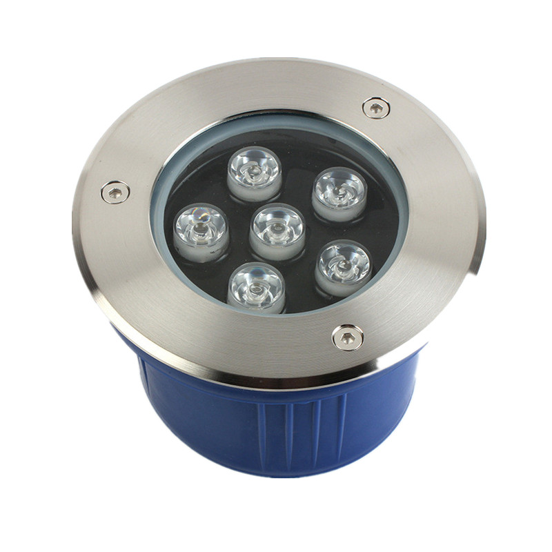 6W Recessed Led Buried Light