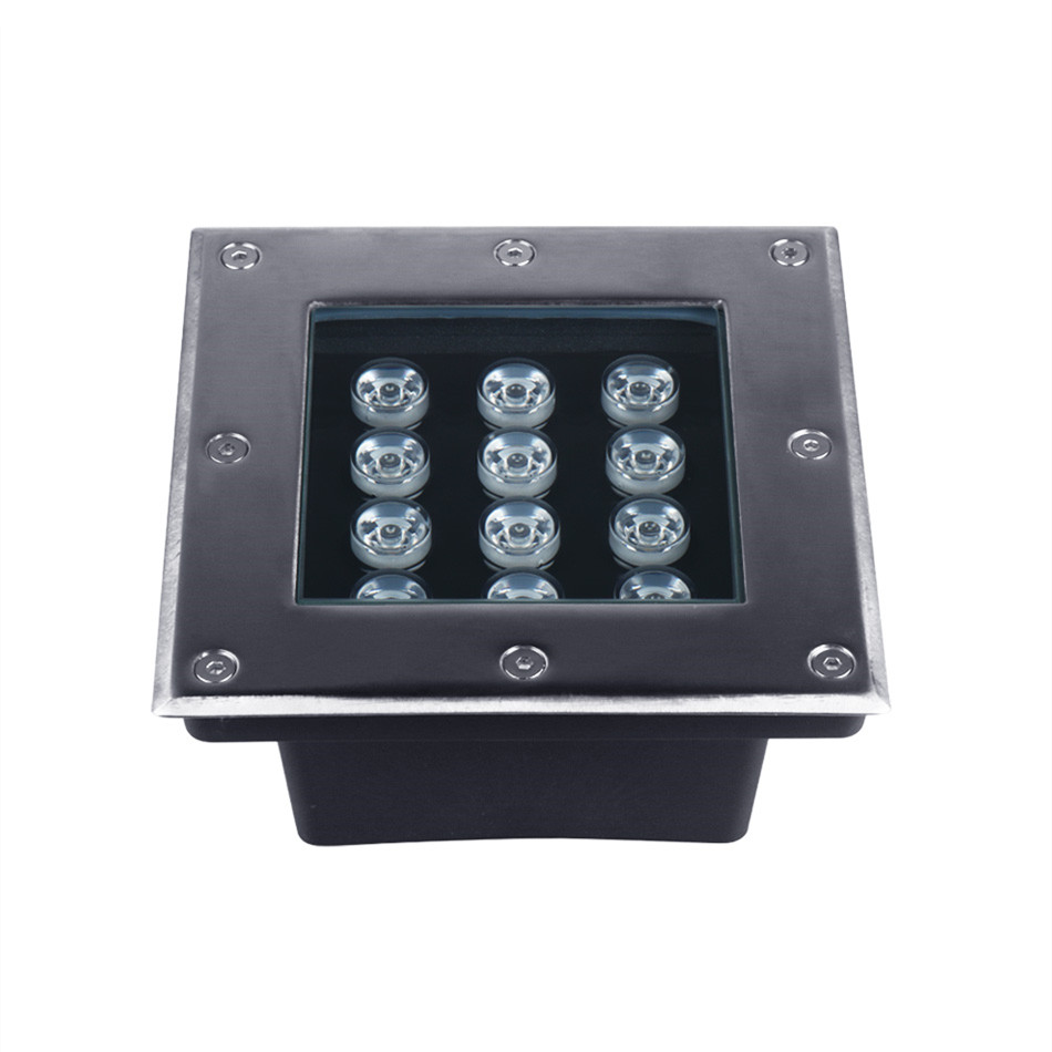 12W Square Led Underground Light