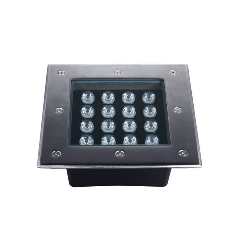 16W Square Led Underground Light