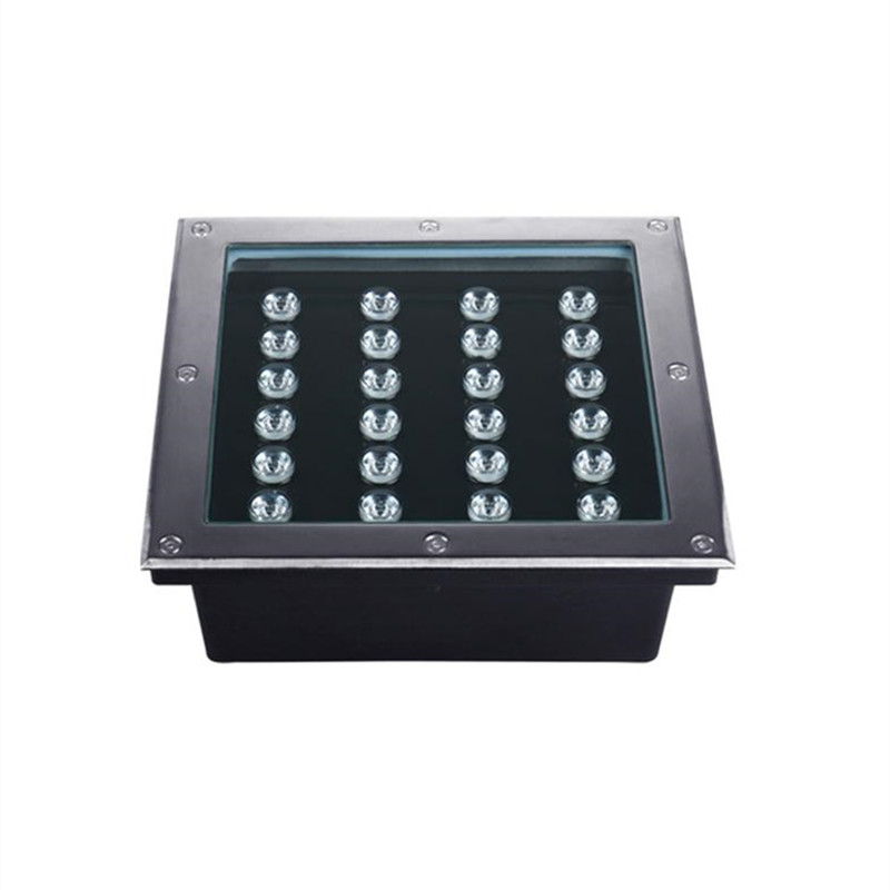 24W Square Led Underground Light