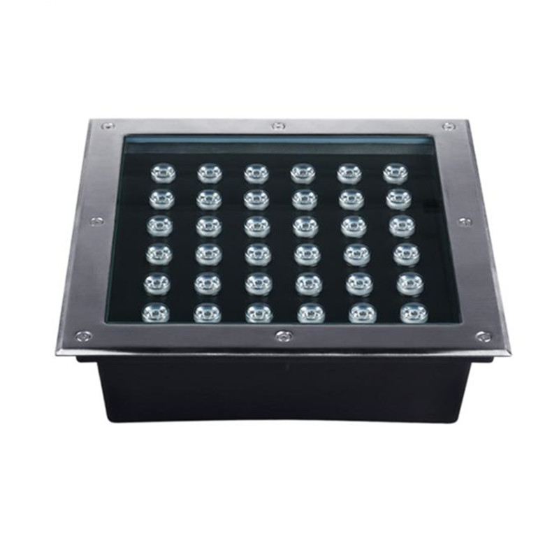 36W Square Led Underground Light